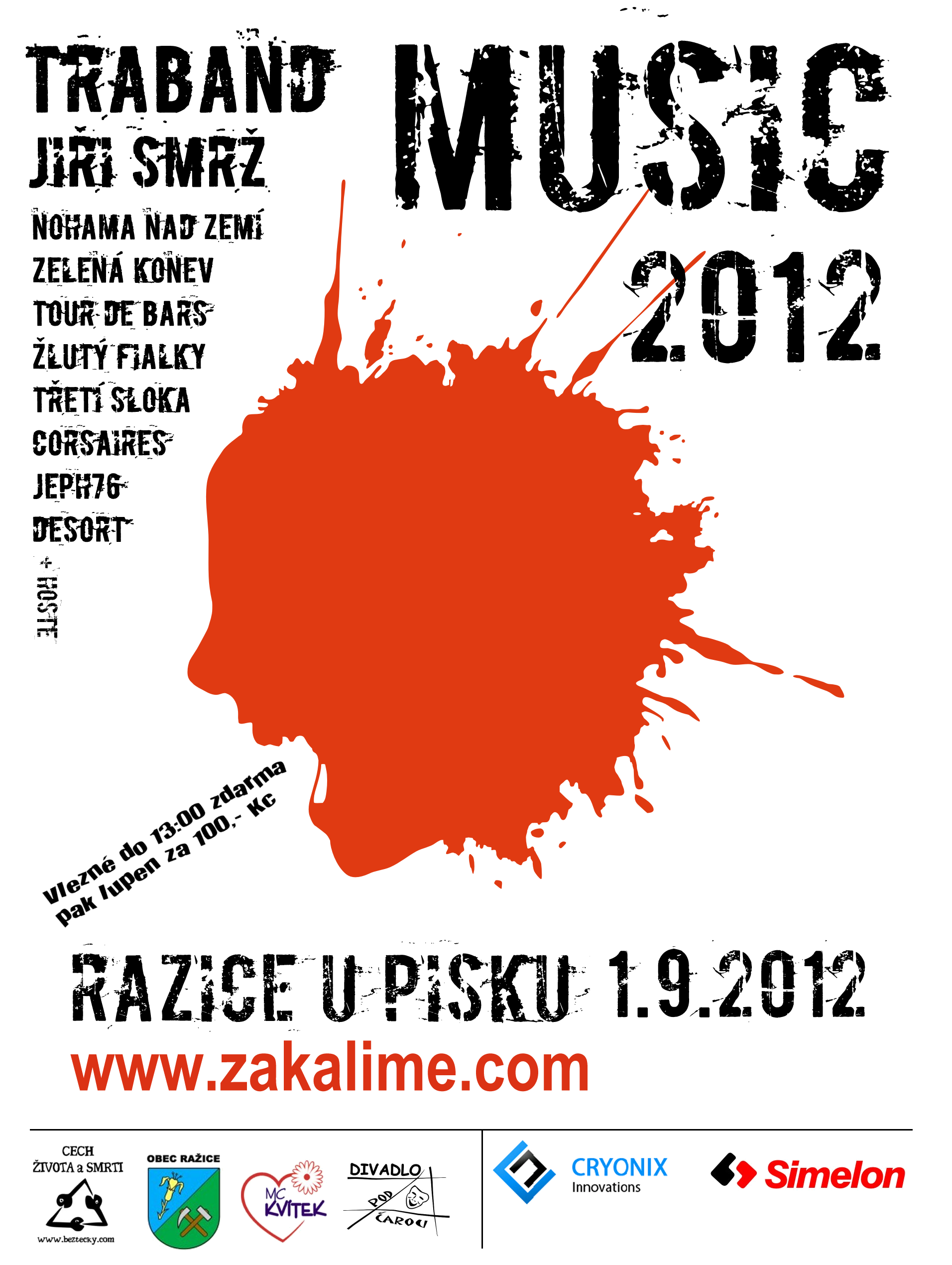 music2012 Ražice